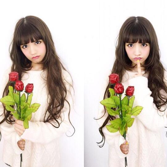 求告知这位日本模特的名字!谢谢!