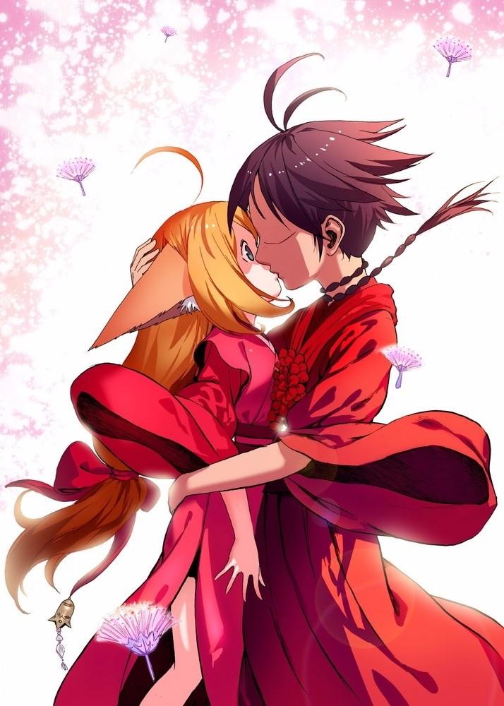 谁有狐妖小红娘苏苏和白月初的简笔画情头啊,求了大佬