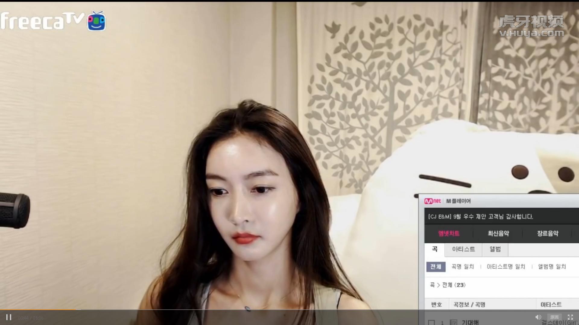 韩国主播光珠_这个韩国女主播是谁