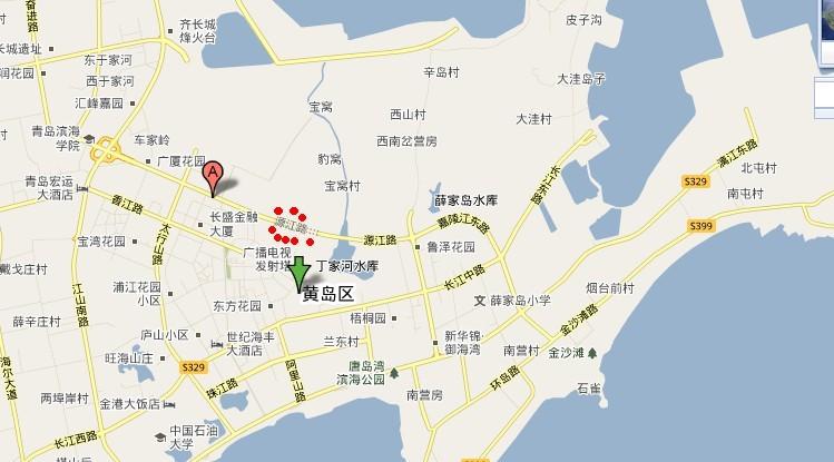 想知道:青岛市莆田经济技术开发区源江路在哪最差青岛高中图片