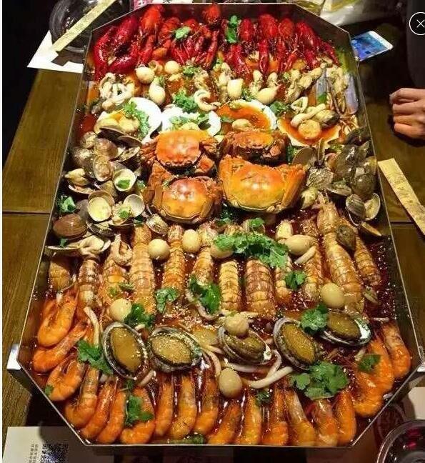广州哪里有吃这种海鲜大餐的