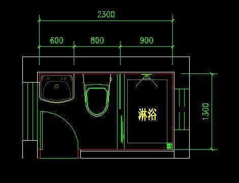 卫生间太小怎么装修?