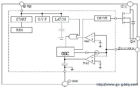 海尔25fa18-p电视电源线路图