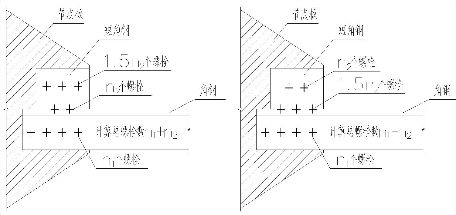 槽钢地板平面图
