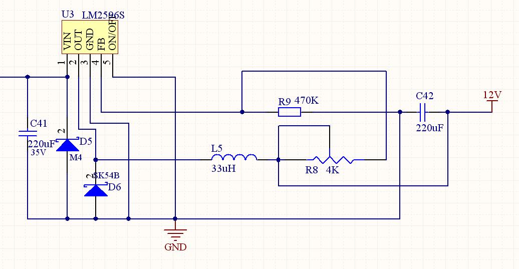 谢谢我画的这个24v转12v电路图有问题?考上请问海初中图片