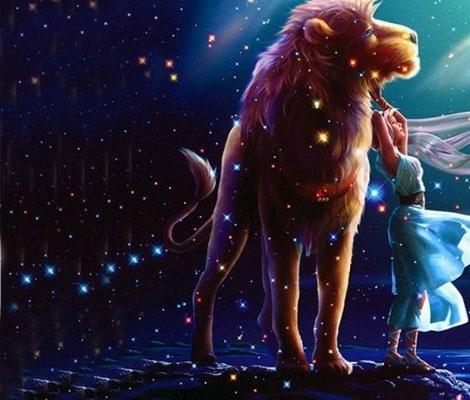 狮子座男生和男生分手配?狮子座星座谈比较图片