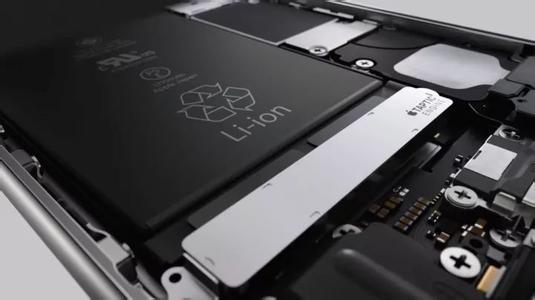 苹果6splus电池可以拆下来吗