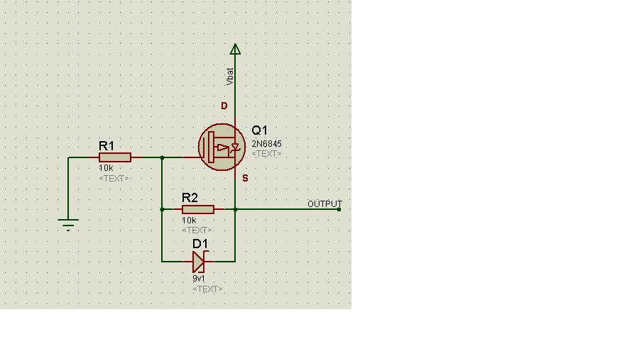 公司的直流电源,供电前端的pmos应用电路的疑惑
