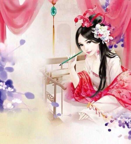 宫斗公主图片