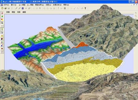 如何将谷歌地图叠加到mapgis三维地球场景