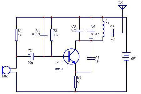 求一个简单的射频功放电路图,可以做出来的, 2280487905,谢谢!