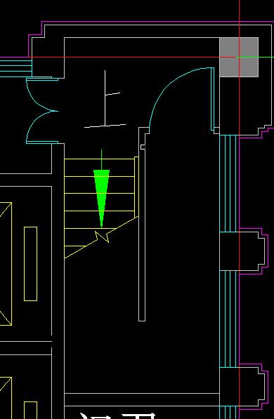首层顶层楼梯画法_建筑平面图中标写的某某层楼梯平面层,是指什么?