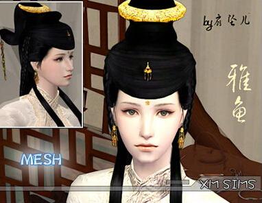 模拟人生2古代内裤情趣之类的珠物品衣服珠套装图片