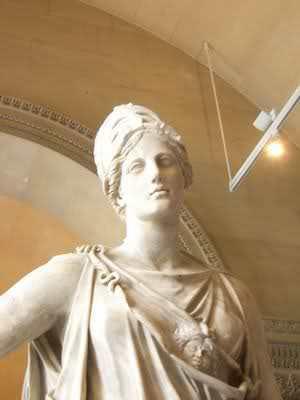 古希腊女神的介绍