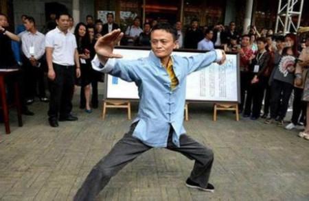 马云称徐晓冬约战传统武术是在作秀,徐晓冬到底是作秀