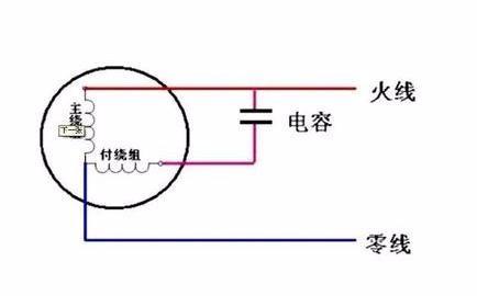 井用多級潛水泵電容器怎么接