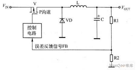 dc/dc的工作原理与电路图.