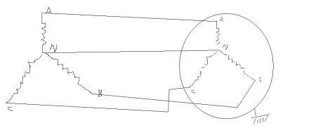 一般我们小区的降压变压器为10千伏降压为输出380/220伏特,高压侧