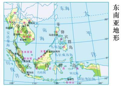 北纬0度到5度东经100度到105度是哪个海峡