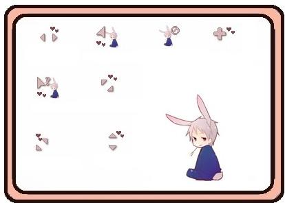 怎么吧鼠标箭头设置成可爱的图标