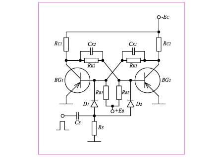 双稳态电路如何实现开关效果?