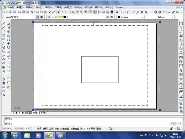 cad比例布局缩小放大空间win10v比例后cad怎么办闪退图片