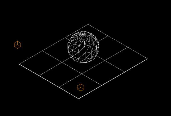 CAD2017实体生成三视图_百度不了cad知道拷图片
