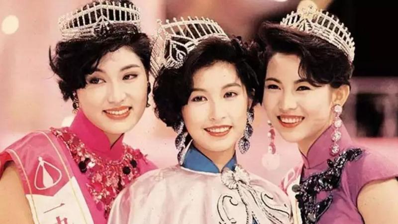 为什么历年香港小姐的颜值越来越低?的头图