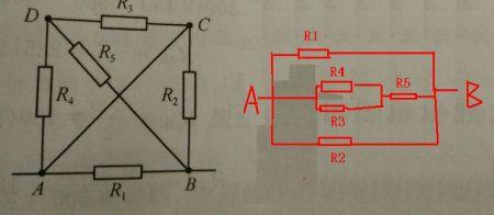 物理怎么画等效电路图,表示完全不知道从哪入手,求高手指点.