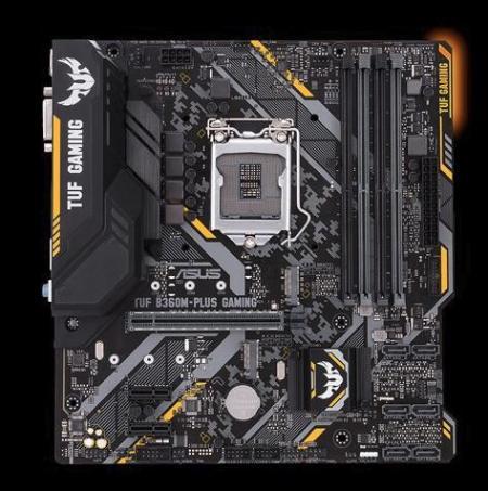 华硕tuf b360m-plus gaming主板和微星b360 gaming plus哪个好?