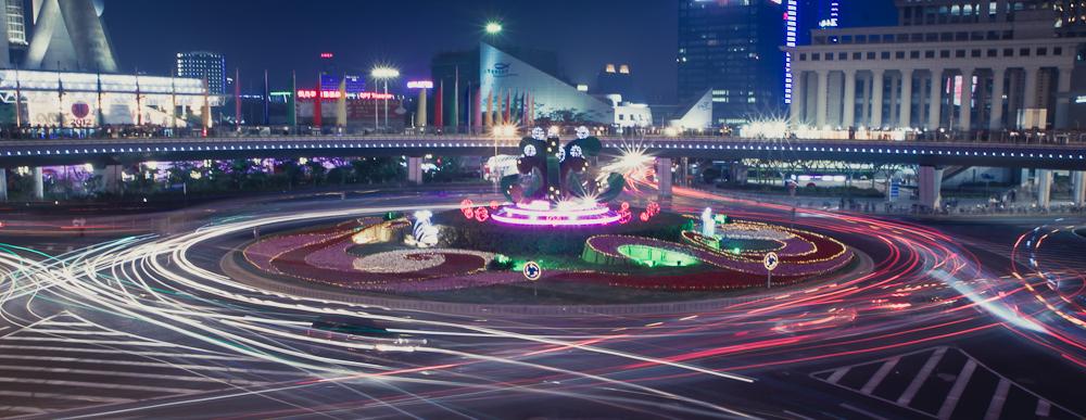 我眼中的上海