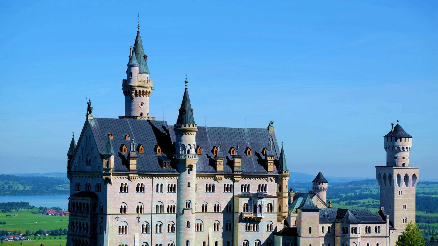 德国:新天鹅堡