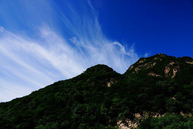 怀柔区濂泉响谷自然风景区