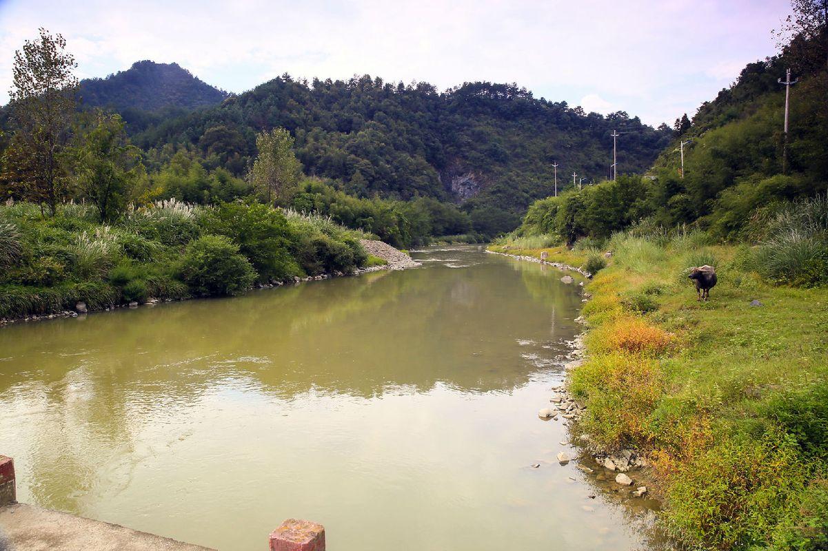 仙人谷景区美景图片