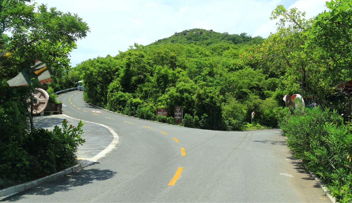 三亚 亚龙湾热带森林天堂公园