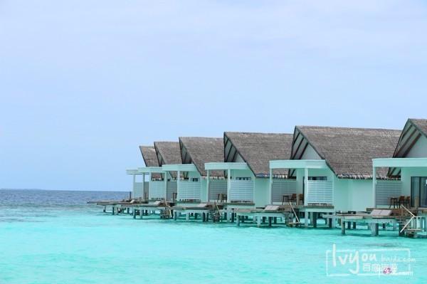 牛么王的马尔代夫蜜月行——中央格兰德岛