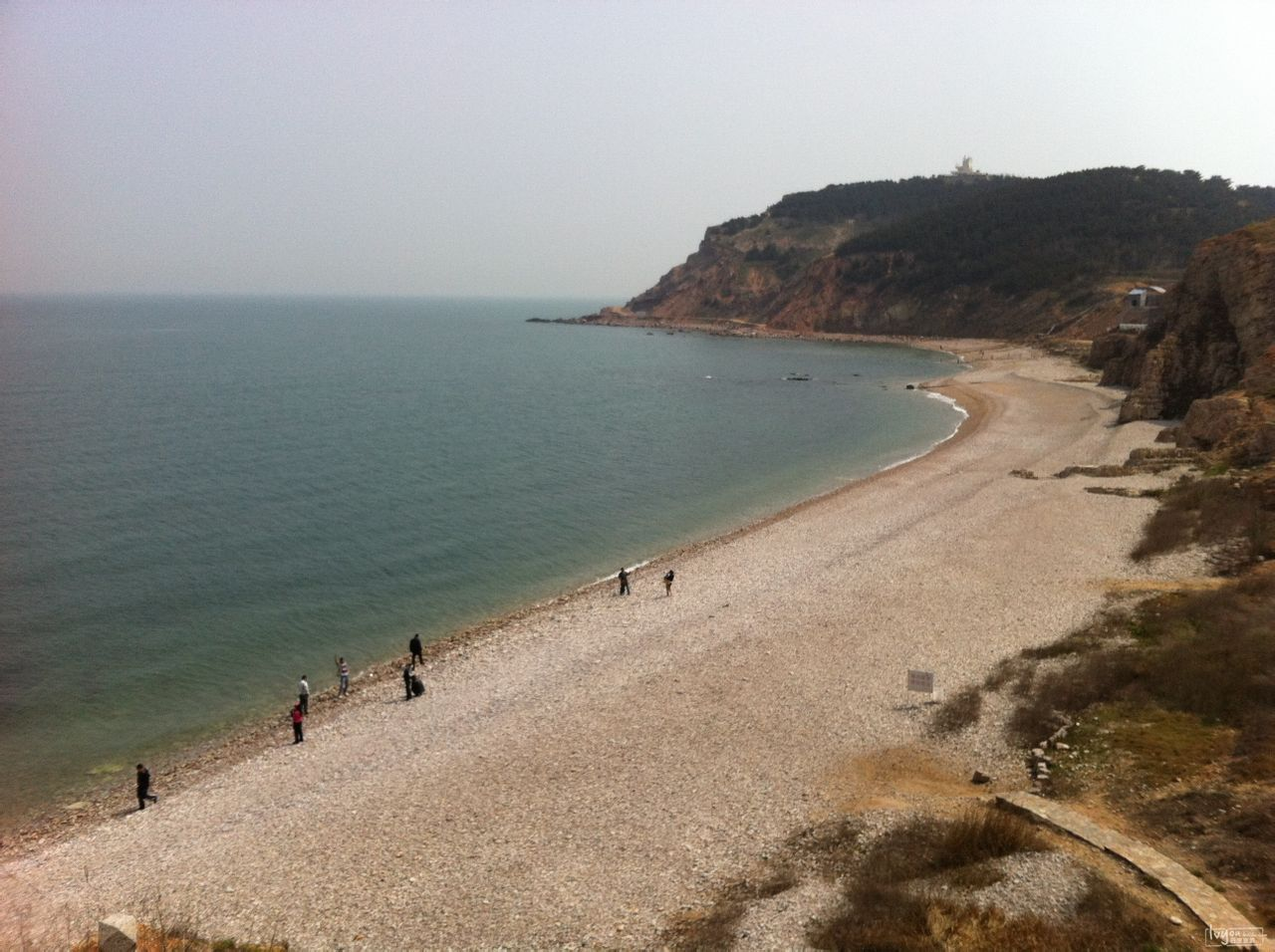 大连游记 大连—烟台—蓬莱5日游(完结)  长岛就是一个渤海的小岛,让