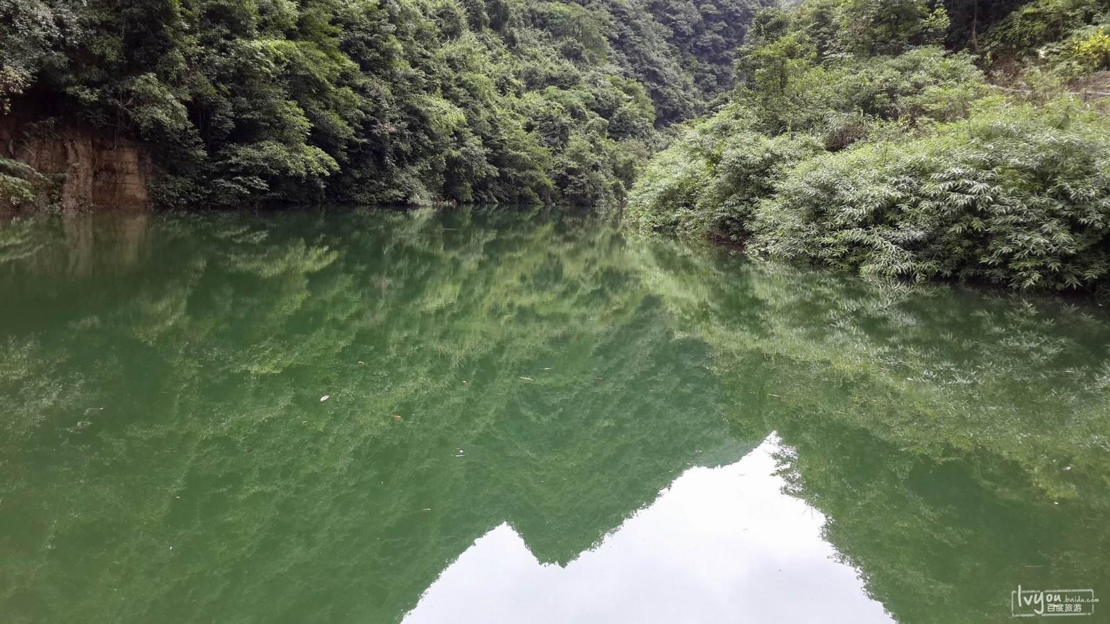 贵州遵义绥阳双门峡中国诗歌谷_遵义旅游攻略_百度旅游