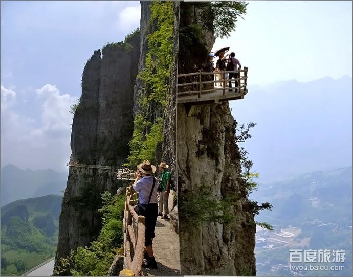恩施大峡谷,土司城三日游_恩施旅游攻略_百度旅游