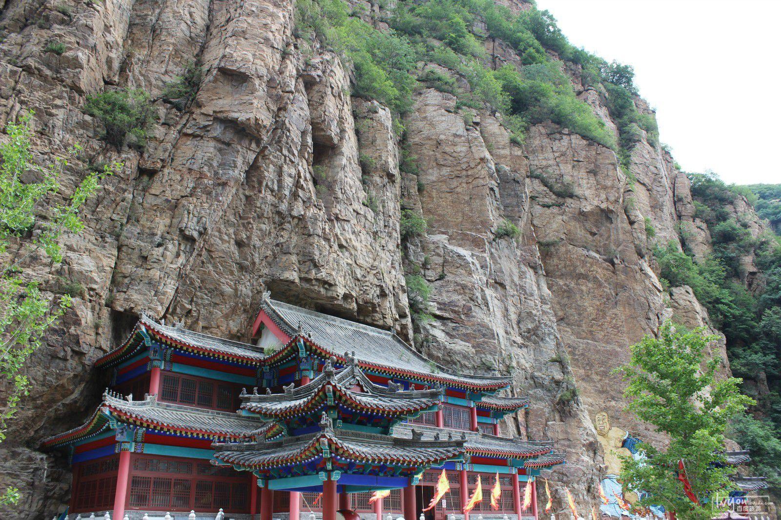 玻璃栈道——平谷天云山_北京旅游攻略_百度旅游