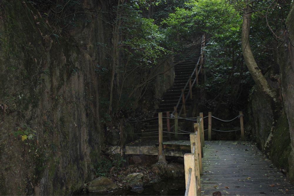 佛山三水南丹山风景区(20141228)