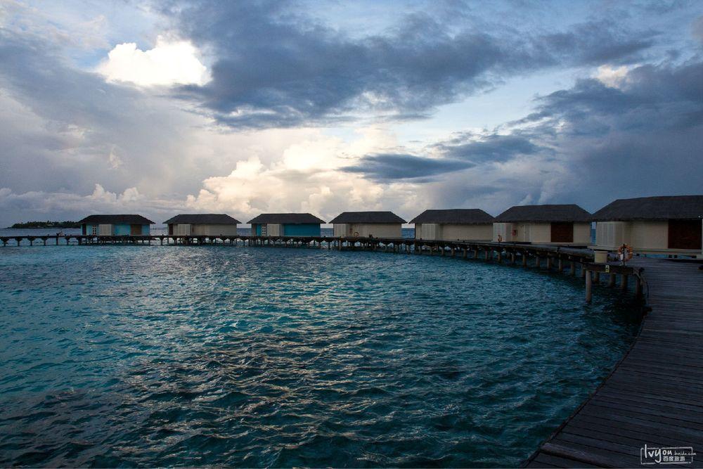 马尔代夫梦幻中的梦幻岛