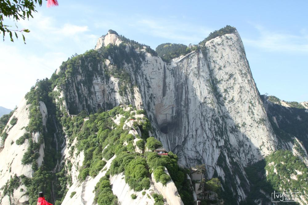 华山之旅图片