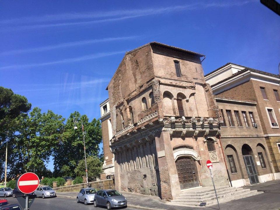 罗马的风景.图片