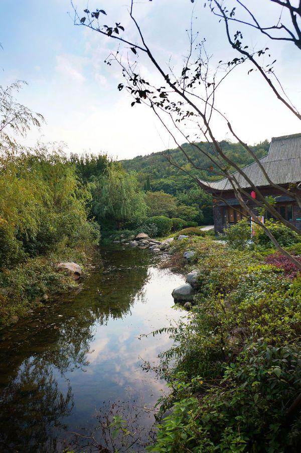 苏州-书香世家树山温泉 白马涧龙池