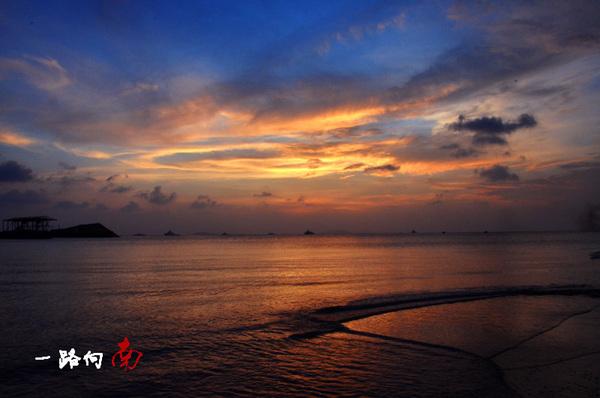 【三亚】一路向南,拥抱大海!
