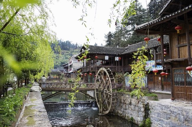 印江土家族苗族自治县的风景名胜