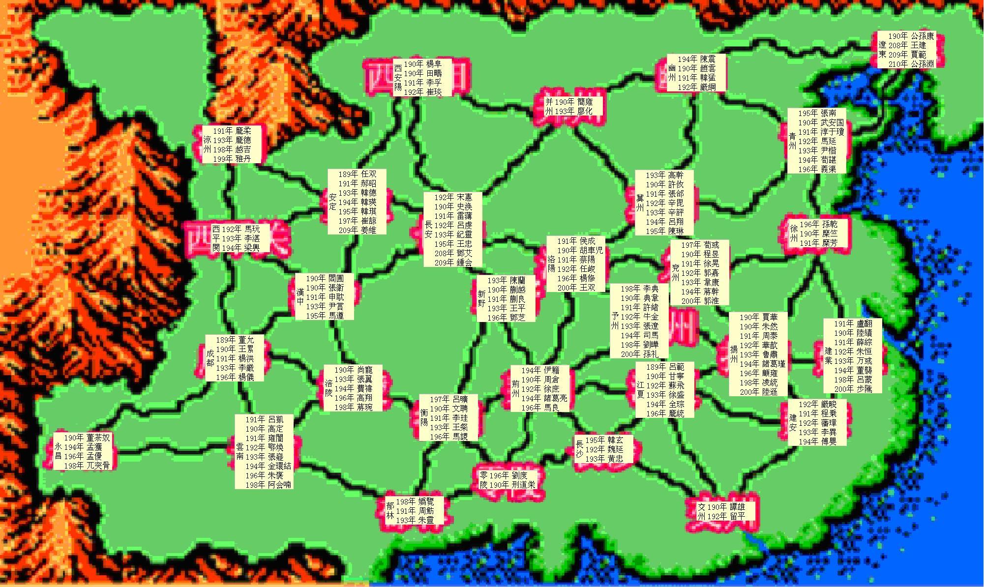 电动地图的结构