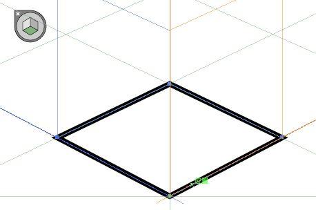 ai里画倾斜45度角网格怎么画