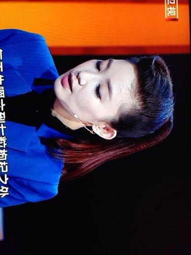 北京卫视养生堂女主持人是谁?图片